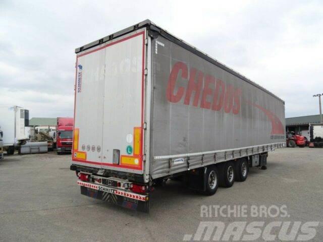 Schmitz Cargobull LOWDECK threesided strickling, vin 054