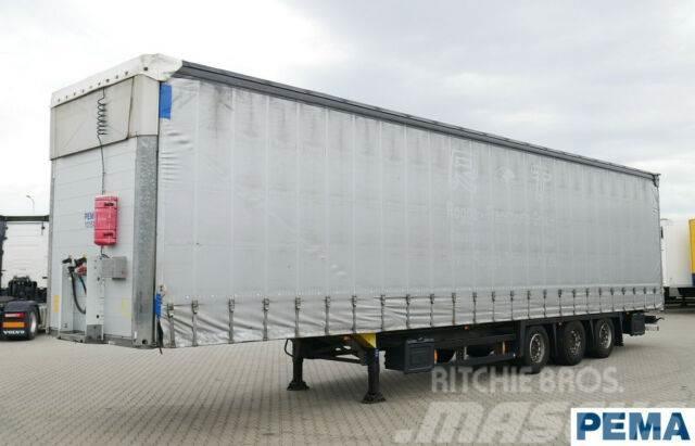 Schmitz Cargobull Megatrail Edscha / COIL/ RSAB / PEMA 101581