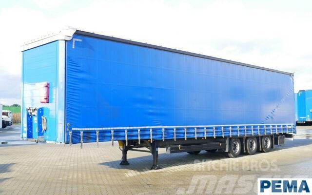 Schmitz Cargobull Megatrailer Hubdach Edscha PEMA 100719