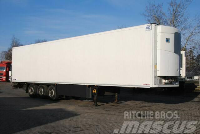 Schmitz Cargobull Multitemperature, doppelstock, lifting axle,