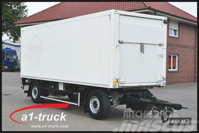 Schmitz Cargobull ROHR, Kühlanhänger, LBW, verzinkt