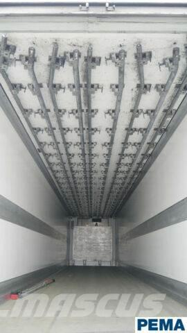 Schmitz Cargobull Rohrbahnen / Thermo King SLX300 / PEMA62175