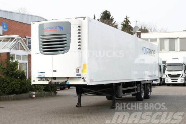 Schmitz Cargobull Rolltor/Strom/Trennwand/Lenkachse/Miete 1.550€