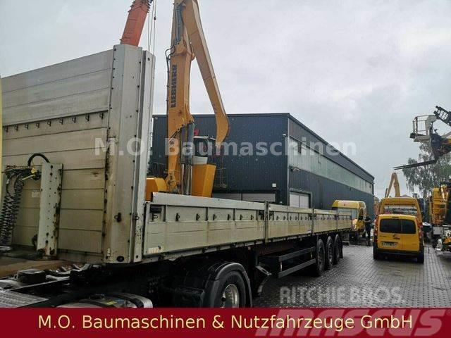 Schmitz Cargobull S 01 / 3 Achser / Luftgefedert /