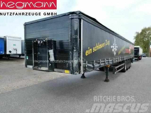 Schmitz Cargobull S01 Bremsen neu!!, deutsches Fahrzeug