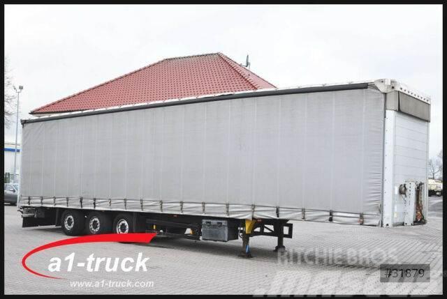Schmitz Cargobull S01, Mega, Liftachse, verzinkter Rahmen