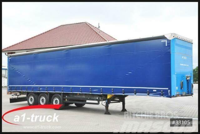 Schmitz Cargobull SCB S3B, Tautliner, 203.922 Kilometer, verzinkt