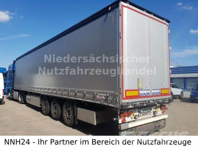 Schmitz Cargobull SCS 24 - Code-XL, Getränke, DC 9,5 - 175000km!