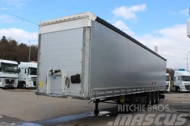 Schmitz Cargobull SCS 24/L - 13.62 EB , LIFTING AXLE