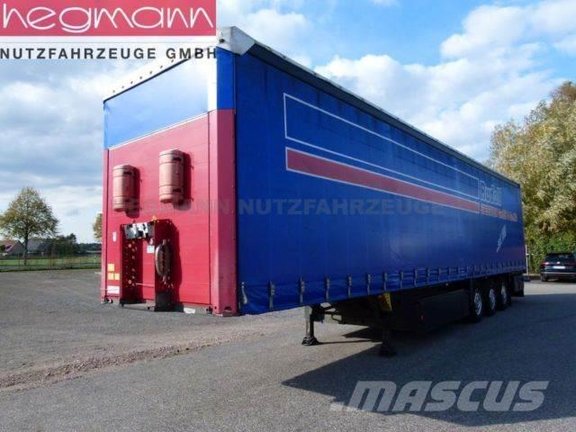 Schmitz Cargobull SCS 24/L-13.62 EB, Palettenk., LASi , deutsch