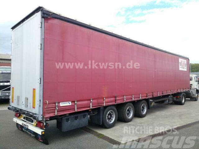 Schmitz Cargobull SCS24-13,62VARIOS Hubdach2xReifenNEU Brems90-100