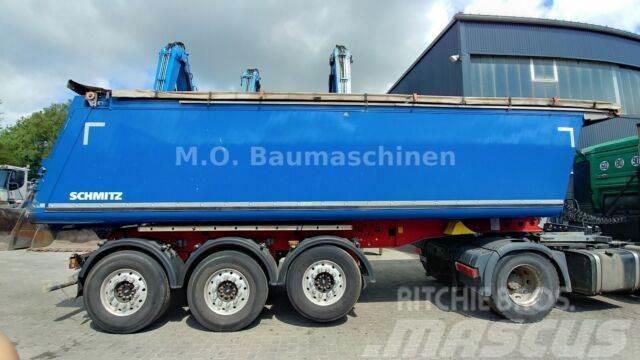 Schmitz Cargobull SGF S3 / 3 Achser/elektr verdeck