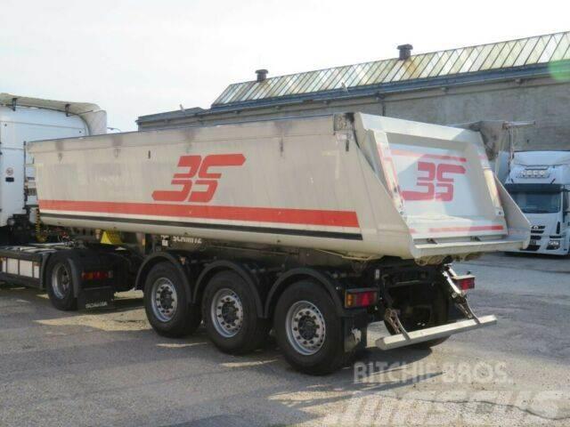 Schmitz Cargobull SGF S3 , Kipper , 24 m2 , Leer 4800 kg !