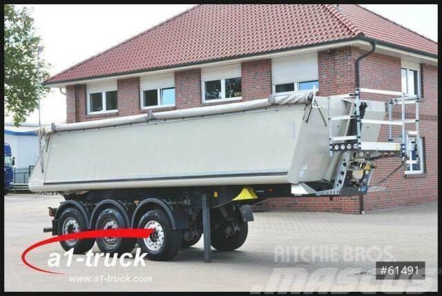 Schmitz Cargobull SKI 24 Kipper, Liftachse, 24m³, TÜV 06/2021