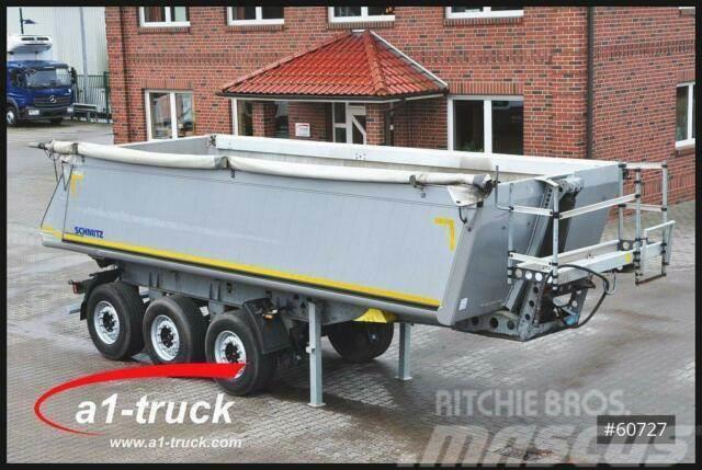 Schmitz Cargobull SKI 24 SL 7.2 Liftachse, verzinkt. 24m³