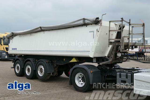 Schmitz Cargobull SKI 24 SL 7.2, Alu, 24m³, Kunststoffauskleidung
