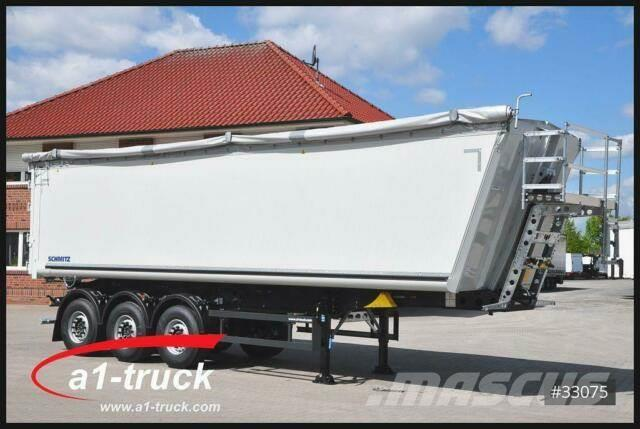 Schmitz Cargobull SKI 24 SL 9.6, ALU 50,NEU, 52,2m³ Vermietung.