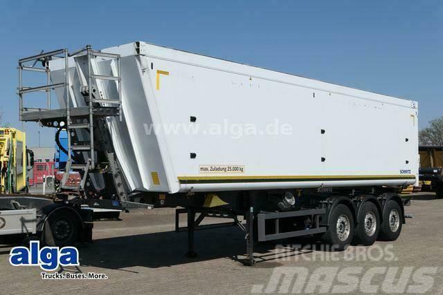 Schmitz Cargobull SKI 24 SL 9.6, Alu, 50m³, Pendelklappe,Liftachse