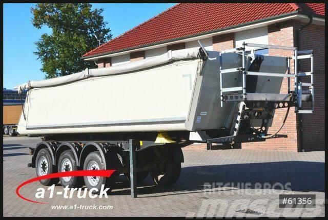 Schmitz Cargobull SKI 24 SL 7.2 Kipper, 24m³, TÜV 07/2021