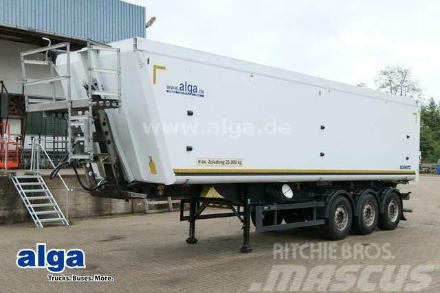 Schmitz Cargobull SKI 24 SL 9.6/Alu Mulde 50 m³./Luft/Lift