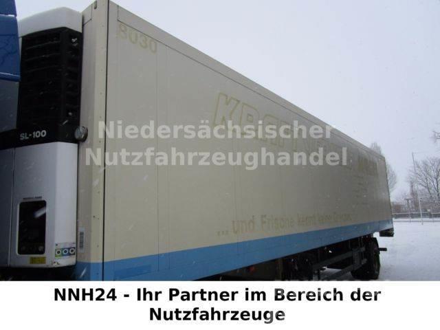 Schmitz Cargobull SKO 10 - THERMO KING SL100 - CITY GUTER ZUSTAND