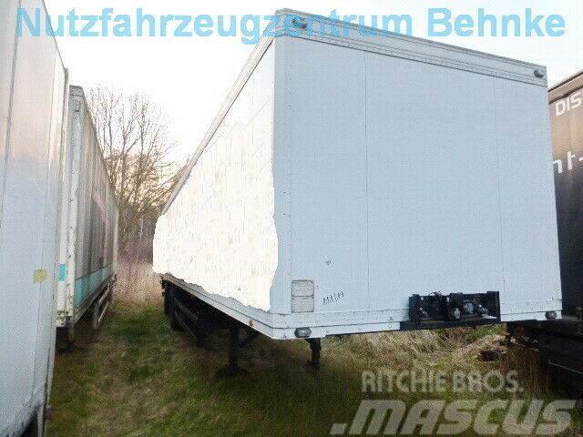Schmitz Cargobull SKO 20 Trockenfrachtkoffer