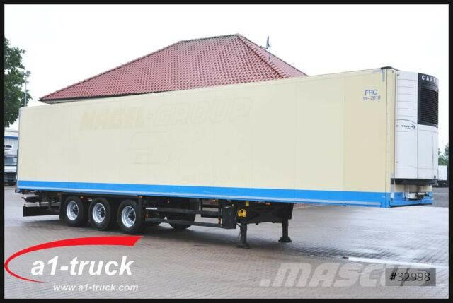 Schmitz Cargobull SKO 24, BI Temp, 1 Vorbesitzer, Carrier Vector 1
