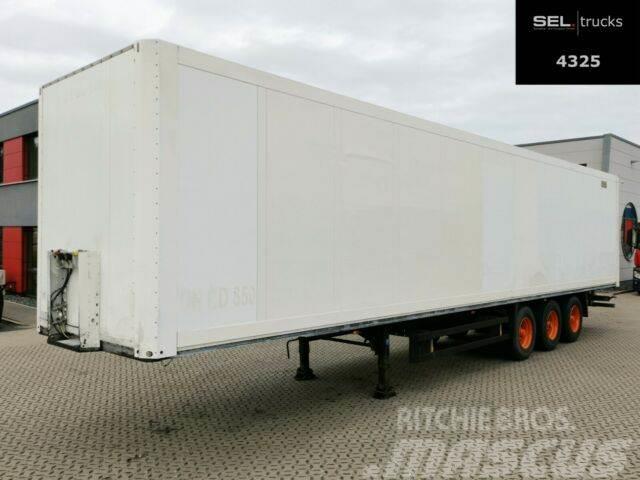 Schmitz Cargobull SKO 24 / BPW / Rolltor