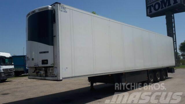 Schmitz Cargobull SKO 24 doppelstock thermo king