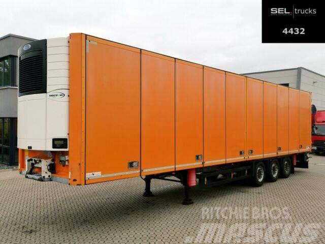 Schmitz Cargobull SKO 24 / Faltwand / Carrier Vector 1550