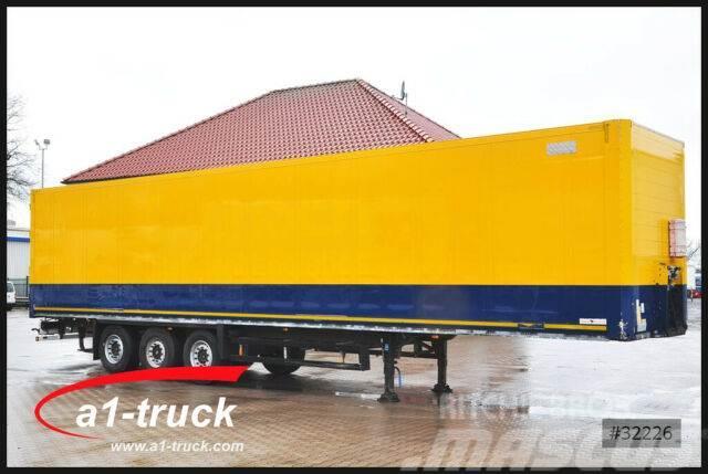 Schmitz Cargobull SKO 24, ISO Koffer, verzinkt, Portaltür, Doppels