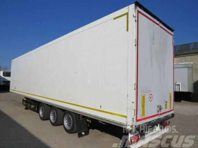 Schmitz Cargobull SKO 24 L, MEGA, Koffer