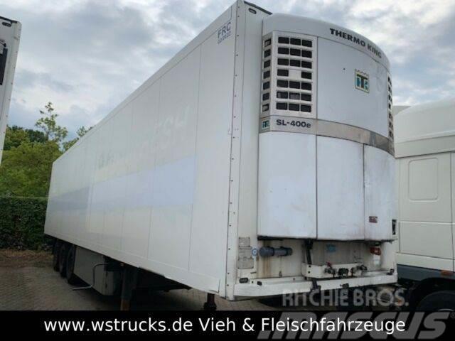Schmitz Cargobull SKO 24 Tiefkühl Rohrbahn SL 400e
