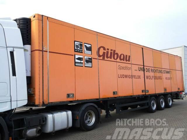 Schmitz Cargobull SKO24/ Faltwand / SAF-Achsen
