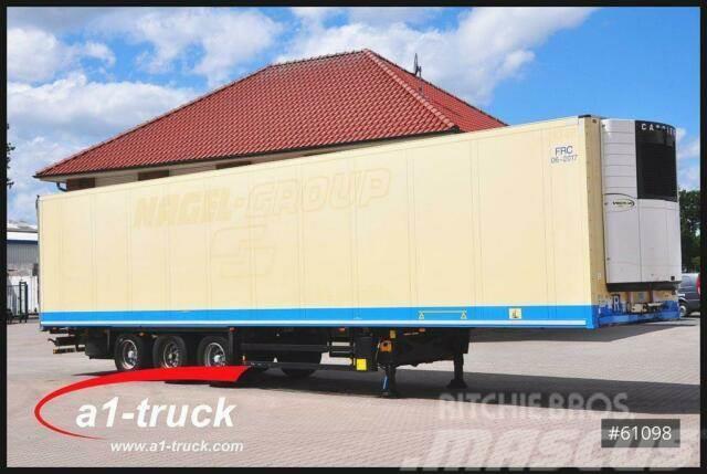 Schmitz Cargobull SKO24/FP60, Doppelstock, Vector 1850