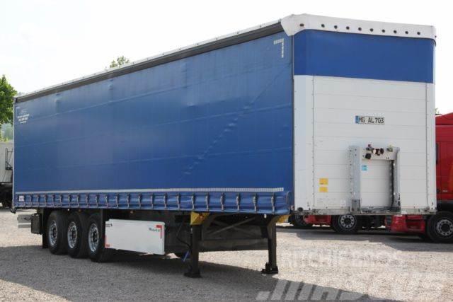 Schmitz Cargobull STANDARD / CERTYFIKAT XL / OŚ PODNOSZONA /