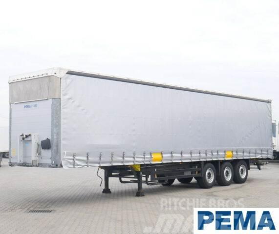 Schmitz Cargobull Tautliner Edscha / Neue Plane / PEMA 71980