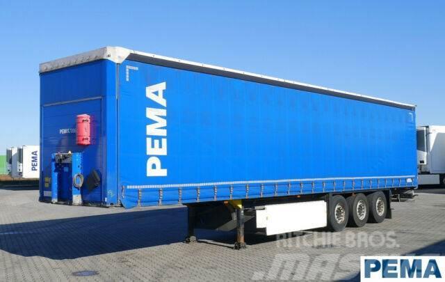 Schmitz Cargobull Tautliner Edscha SCS 24/L-13.62 EB /PEMA 70065