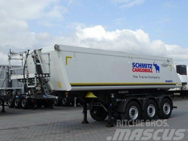 Schmitz Cargobull TIPEPR 29 M3/ LIFTED AXLE / PERFECT CONDITION