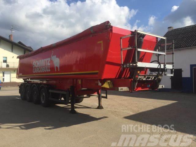 Schmitz Cargobull Tipper 37m3 4-axles 2013 year
