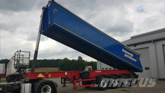 Schmitz Cargobull Tipper 37m3 4-axles 2013/2014 year