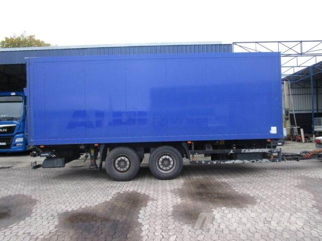 Schmitz Cargobull ZKO18 Durchlader LBW Isolierwänden