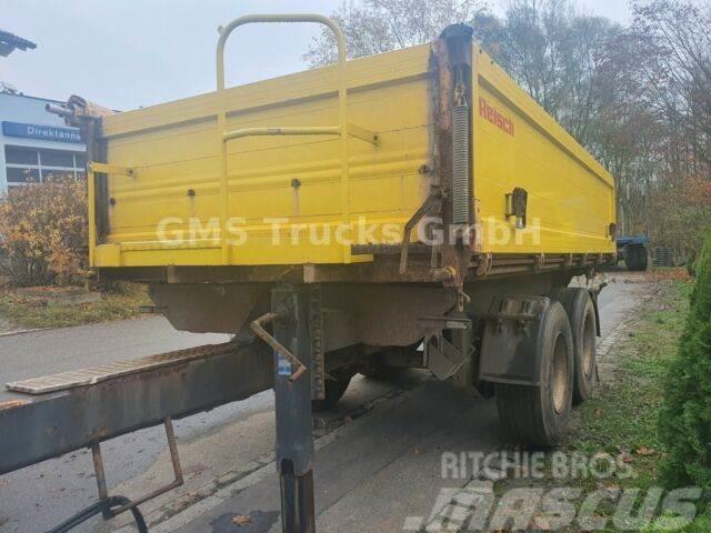 Schwarzmüller 18 ton / Kipper / Tandemkipper