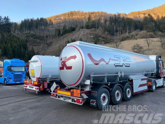 Schwarzmüller Benzin /Diesel ADR FL/AT