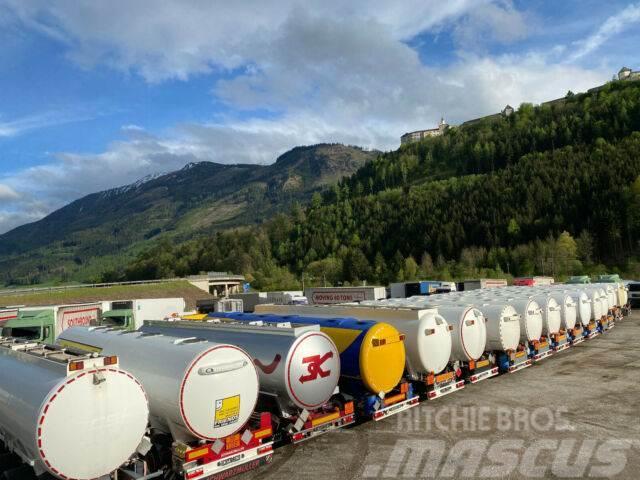 Schwarzmüller Benzin/Diesel mit Zähler