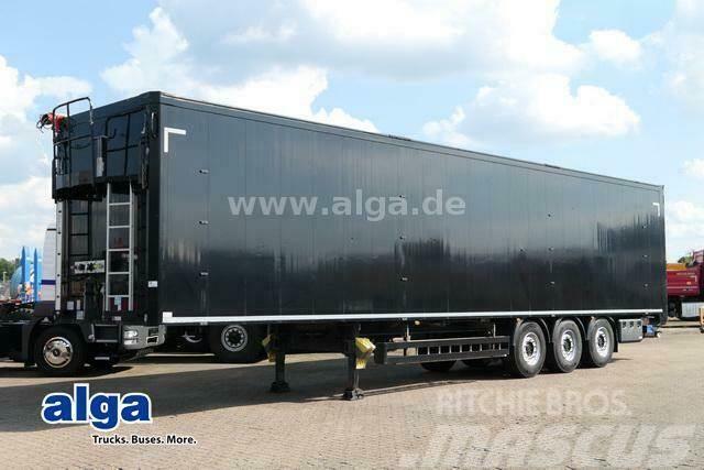 Schwarzmüller J-Serie, 92m³, Alu-Chassis, SAF-Achsen, Funk