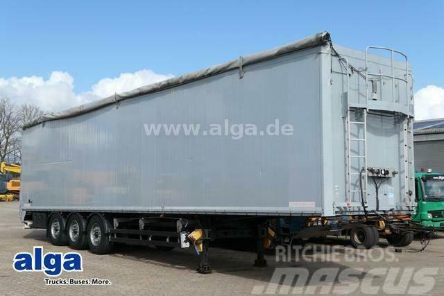 Schwarzmüller S1/J Serie, 92 m³, 10mm Boden, Luft-Lift, BPW