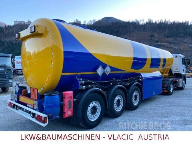Schwarzmüller Schwingenschlögel / Benzin - Diesel