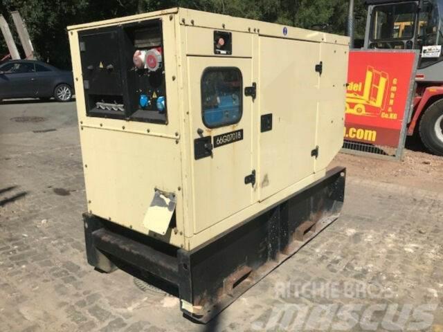 Sdmo 66 K ** Generator 66 kVa **