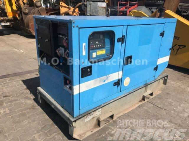 Sdmo DR 33 K/33 KVA/Stromaggregat/Genralüberholt